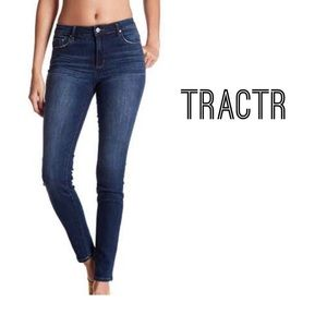 TRACTR Skinny Fit Jeans